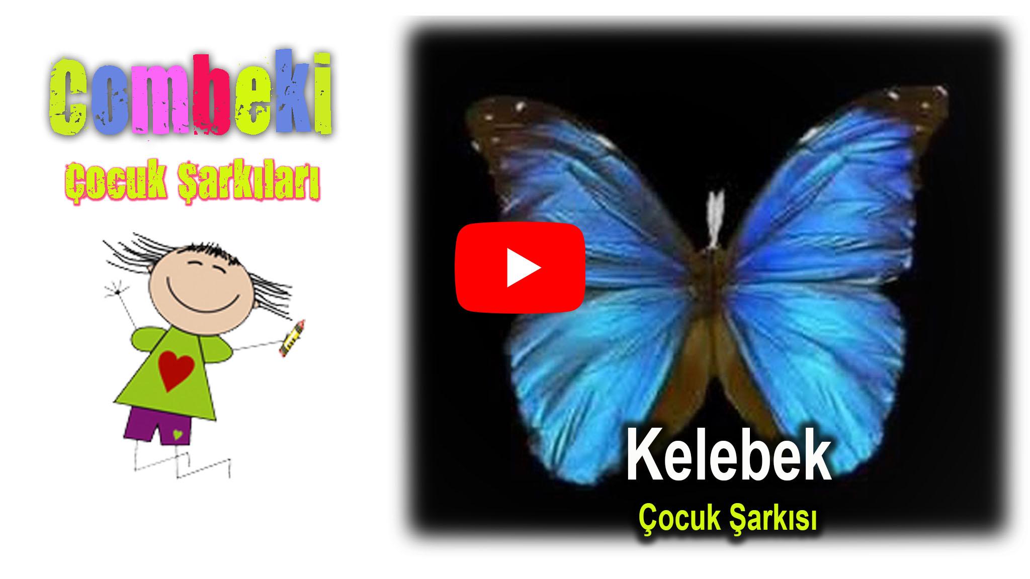 Bir Küçücük Kelebek - Aysun KocaTepe Çocuk Şarkısı - Dinle - İndir