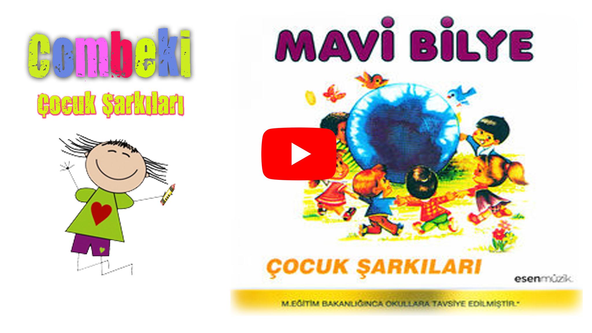 Mavi Bilye - Çoçuk Şarkıları - 2009