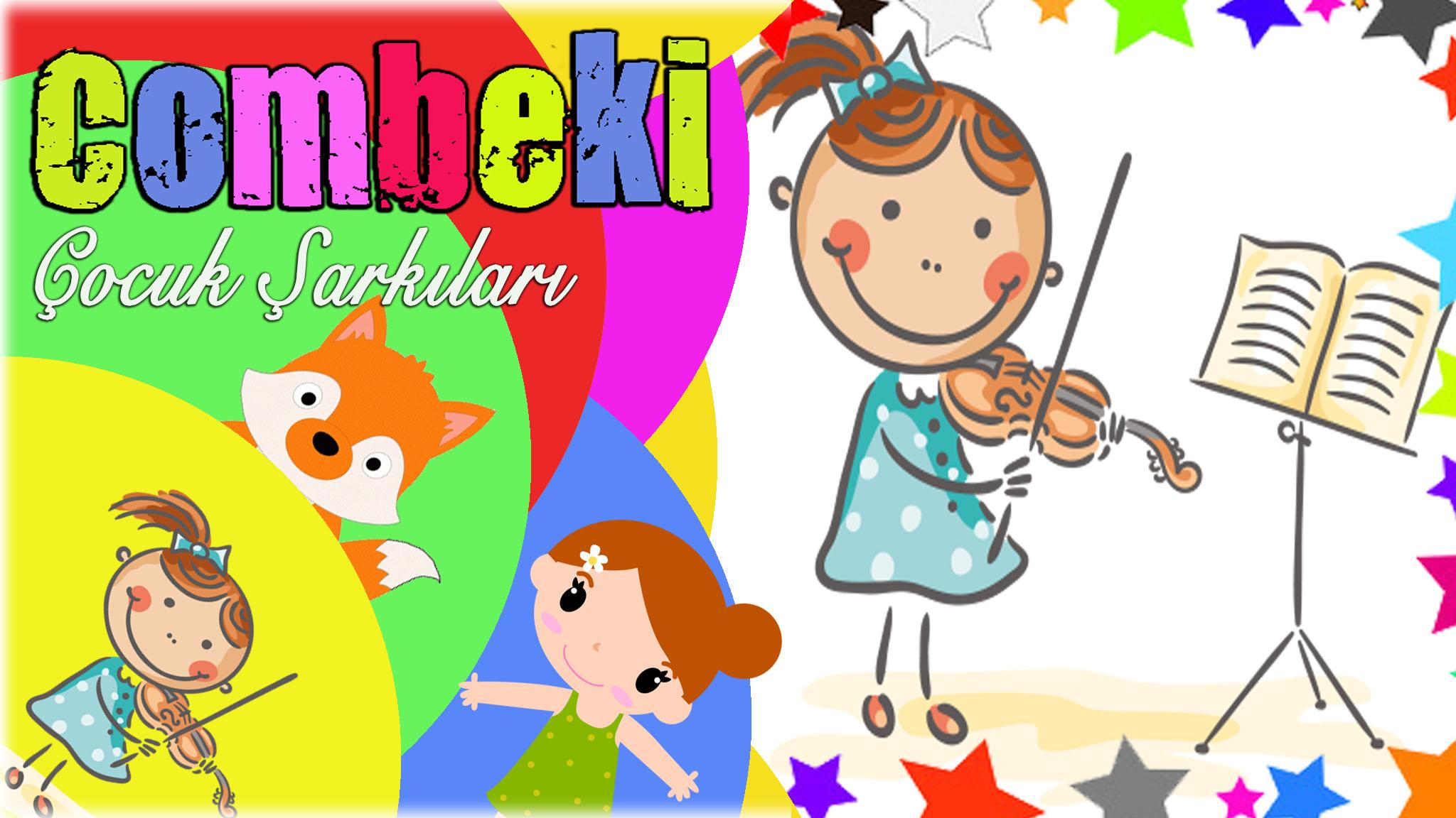 Kürtçe Ninni (Harika Söylüyor) - Çocuk Şarkısı