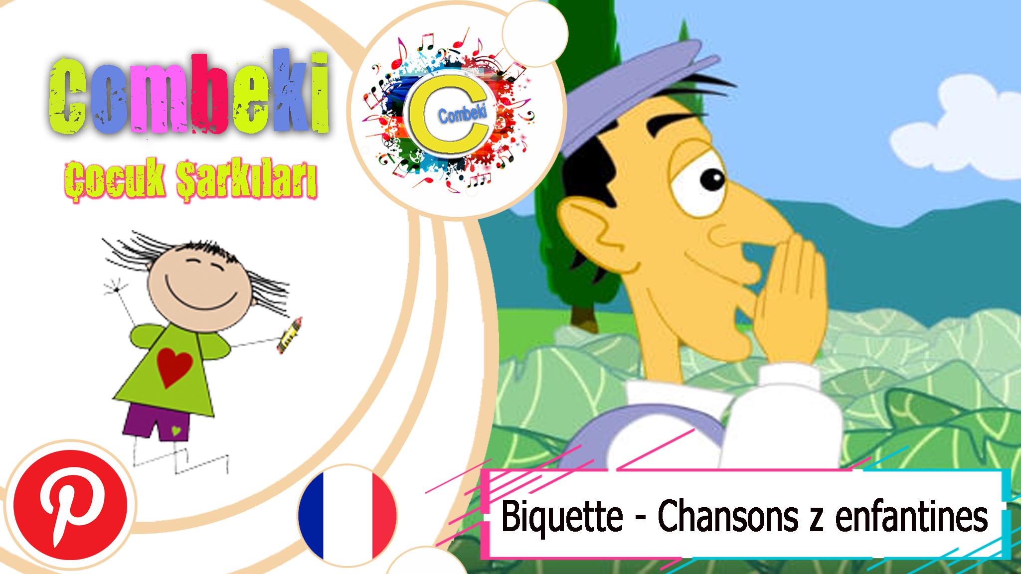 Biquette - Chansons enfantines